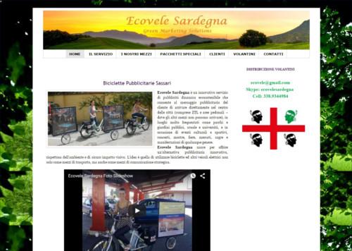 biciclette pubblicitarie sassari
