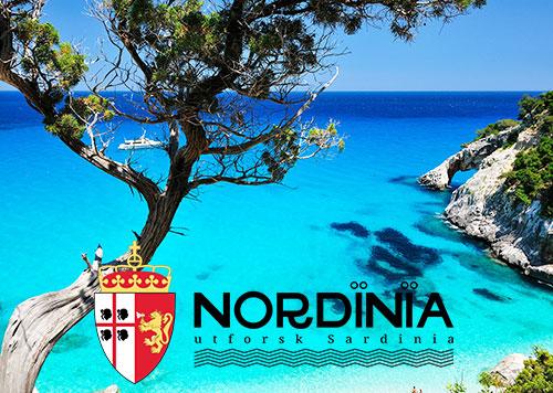 nordinia utforsk sardinia