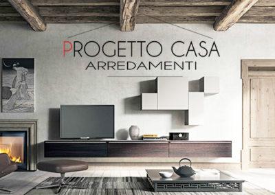 Pramaweb agency portfolio for Progetto casa arredamenti