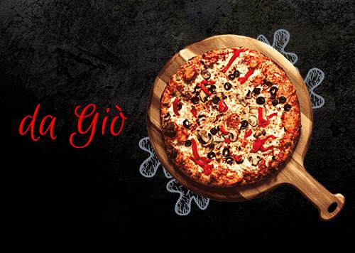 Pizzeria Gastronomia da Giò
